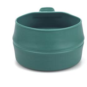 Wildo Fold-A-Cup Drikkeflaske Green petroleumsgrøn